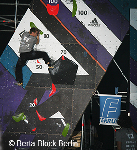 Construction Elements for Berlin Block Boulder Masters