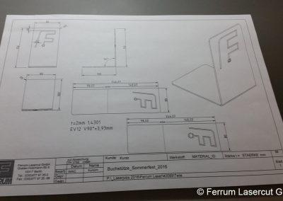 FLC_Buchstütze Zeichnung