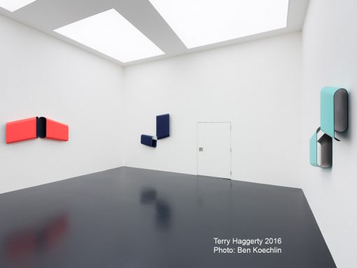 Terry Haggerty – Oscillating Space
