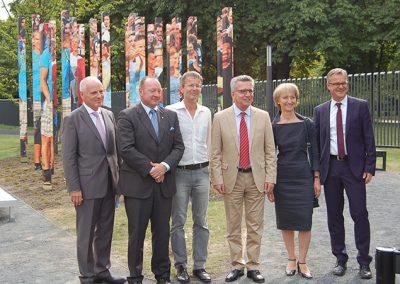 Roland Fuhrmann und die Auftraggeber