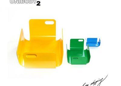 Tebton Unibody2 - 8 Farben, 4 Größen